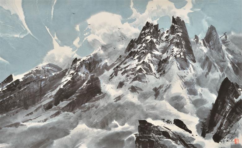 阿里郎-朝鲜现当代美术展暨拍卖会